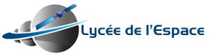 Lycée de l'Espace Logo