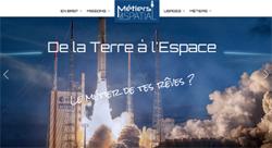 Site des Métiers du Spatial
