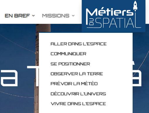 Menu - site_Métiers Spatial -2