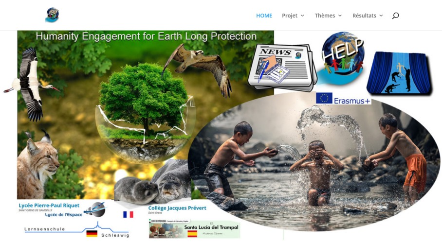Site Projet HELP